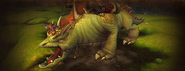 Les worldboss de Mists of Pandaria - Galion