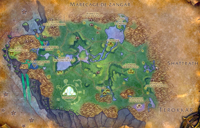 World Of Warcraft Cataclysm Map Levels. world of warcraft cataclysm