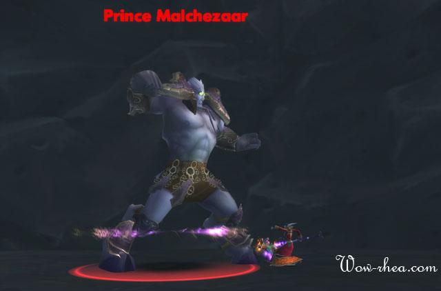 Le Prince Malchezaar