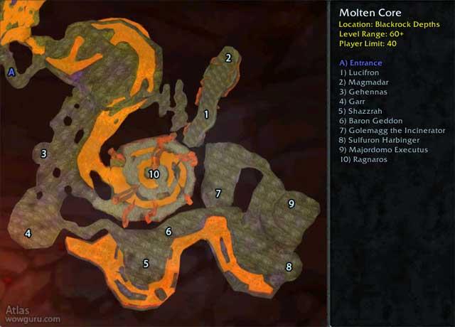 Le coeur du magma