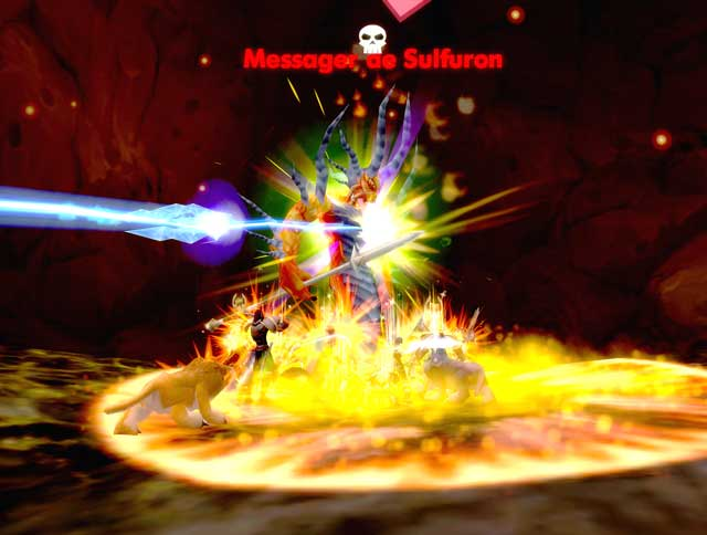 Coeur du Magma - Sulfuron