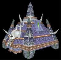 La citadelle Noire